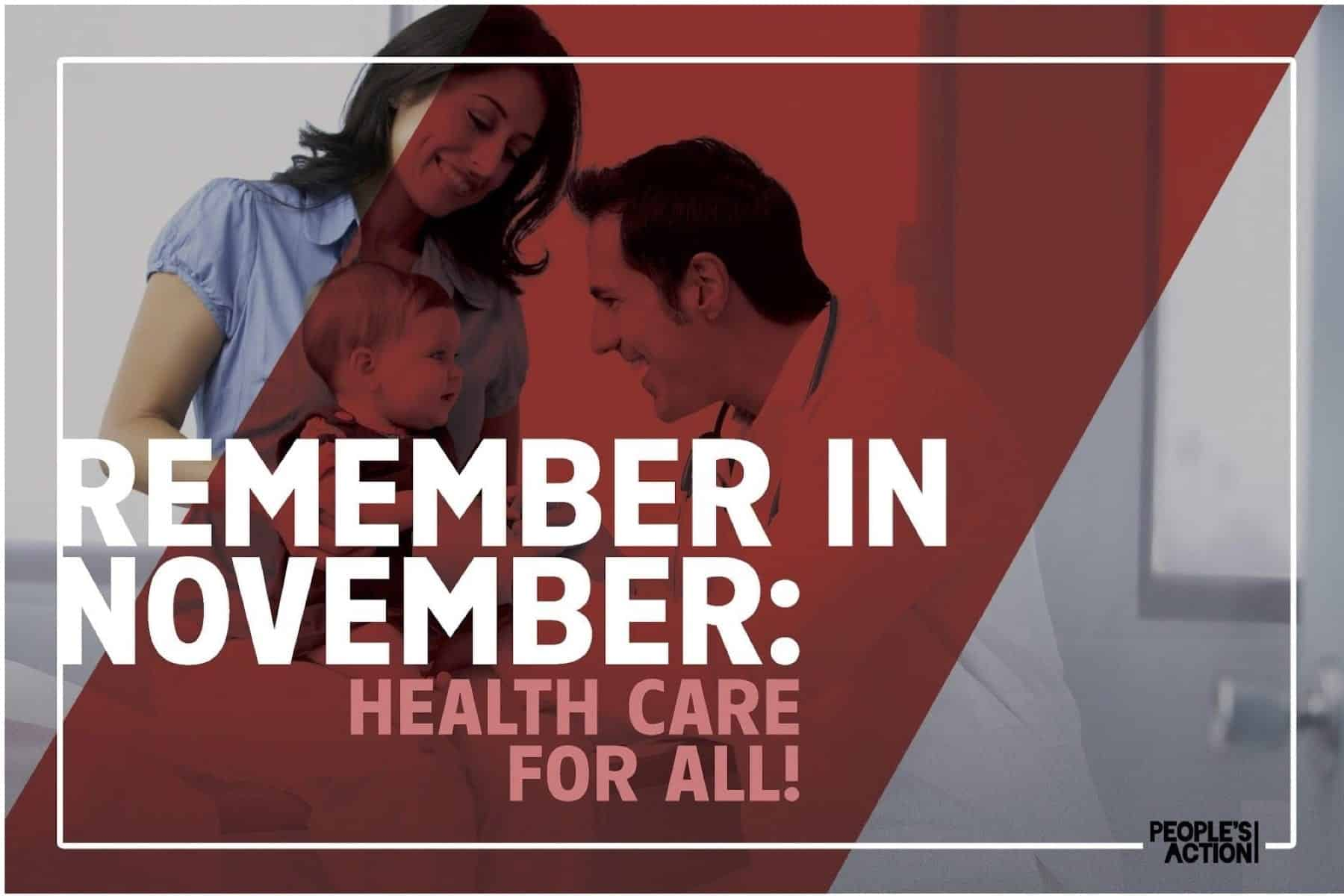 Remember in November (health care 02)