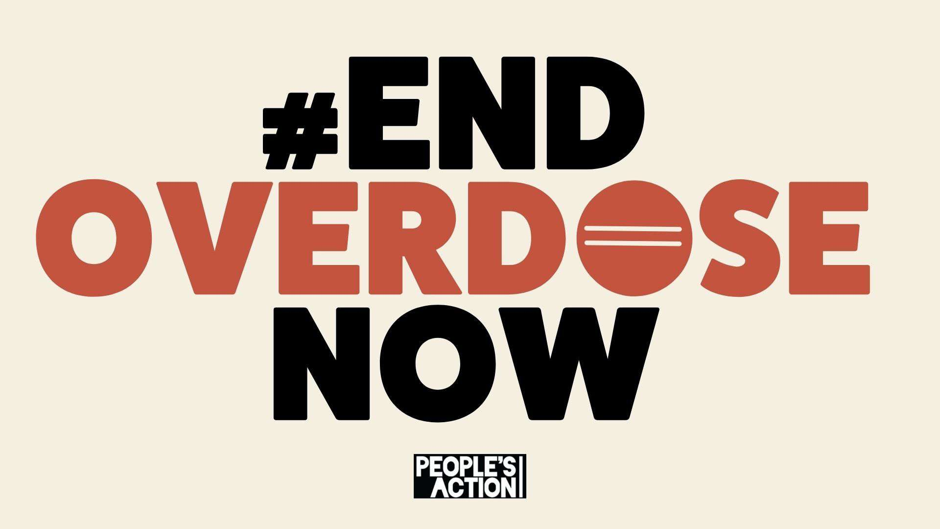 End Overdose Now